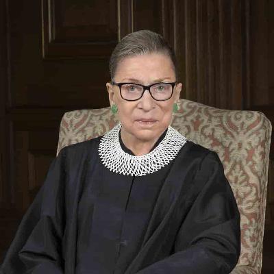 Ruth Bader Ginsburg, une femme de loi devenue icône de tout un pays