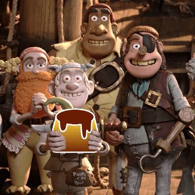 38 - Les Pirates ! Bons à rien, mauvais en tout ; avec Louis