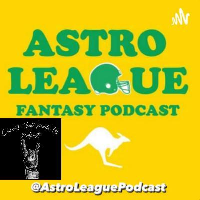 Astroleague Podcast