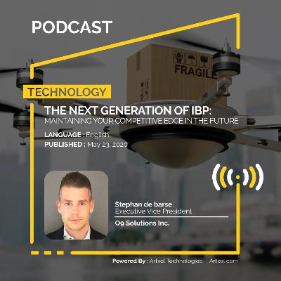 73. The next generation of IBP: Maintaining your competitive edge in the future