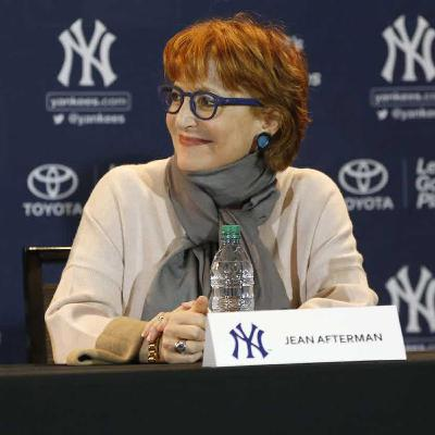 2019 Trailblazer of the Year, Jean Afterman, AGM of the Yankees - Part 1