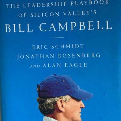 """""""The Trillion Dollar Coach"""" by Schmidt, Rosenberg & Eagle. A Book Review."""