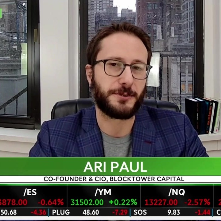 Ari Paul Examines Recent Bitcoin Highs & Overall Adoption of Crypto
