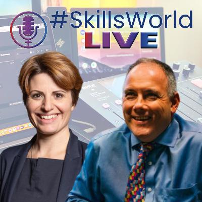 What will happen to the 230,000 university graduates entering the workforce this summer? Weekly Show 4: #SkillsWorldLIVE