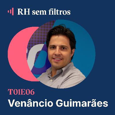 #6 Os desafios de cuidar de quem cuida - Venâncio Guimarães, Dasa