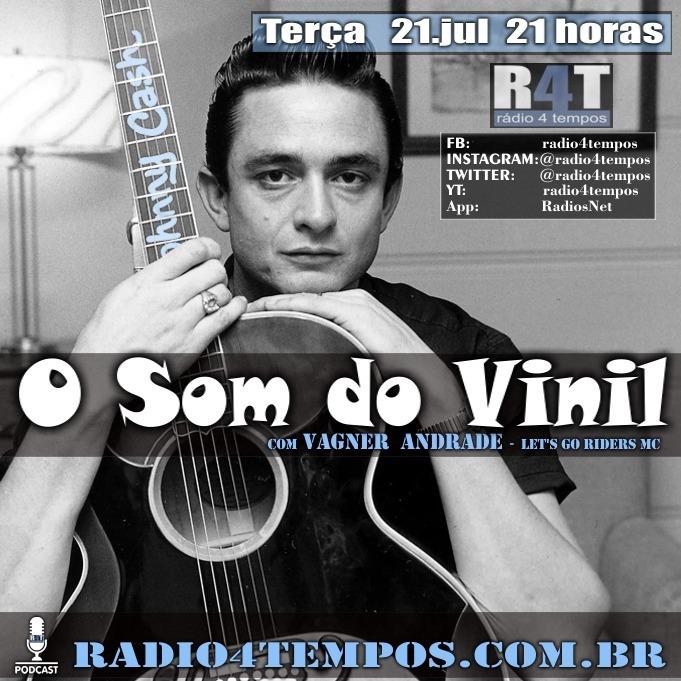 Rádio 4 Tempos - Som do Vinil 41:Rádio 4 Tempos