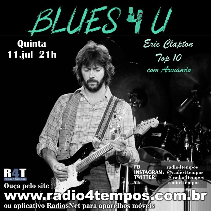 Rádio 4 Tempos - Blues 4 U 11:Rádio 4 Tempos