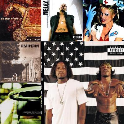 Top 5 Songs of 2000 Ep. 162