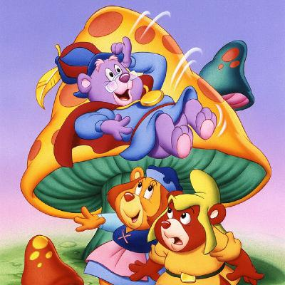 Gummi Bear's Adventure