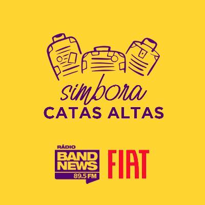 Simbora BandNews -Catas Altas - Oncêvai