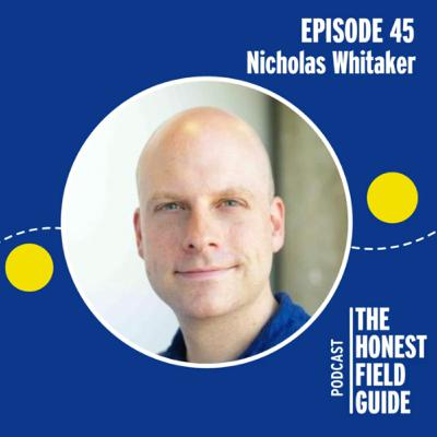 Ep. 46 Nicholas Whitaker The Accidental Entrepreneur's Journey To a Job at Google