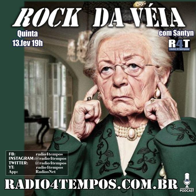 Rádio 4 Tempos - Rock da Véia 74:Rádio 4 Tempos
