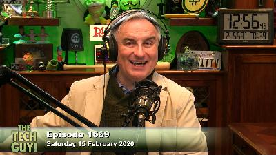 Leo Laporte - The Tech Guy: 1669