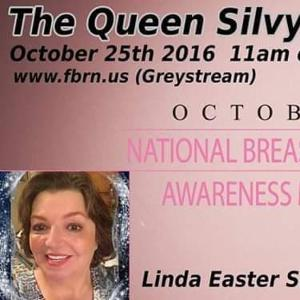 The Queen Silvy Show - Breast Cancer Awareness with Linda Simic
