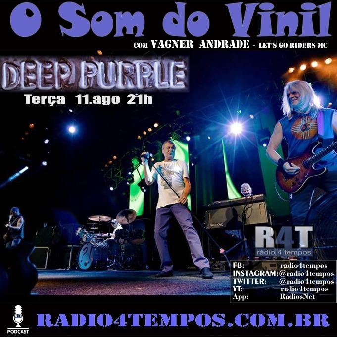 Rádio 4 Tempos - Som do Vinil 43:Rádio 4 Tempos