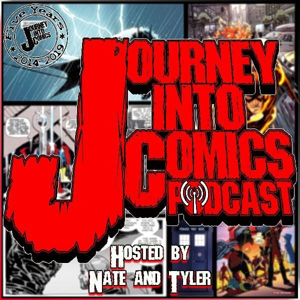 Journey Into Comics 261 - Critically Acclaimed