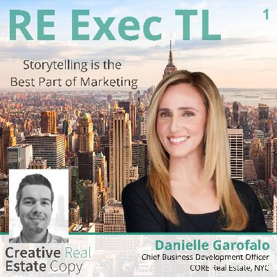 Telling the Story to Build Your Brand | Storytelling is the Best Part of Marketing | Danielle Garofalo