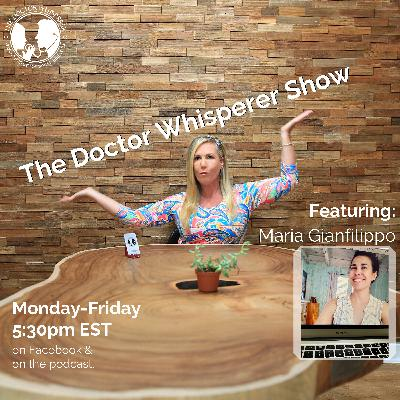 TDW Show feat: Maria Gianfilippo, MS, CCC-SLP discusses Organic Speech Therapy during COVID-19