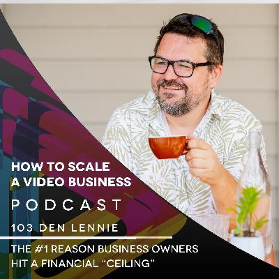 """The #1 reason business owners hit a financial """"ceiling"""" and can't bust through."""