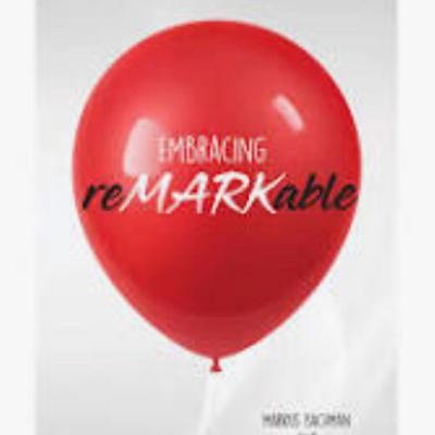 "(1.22.21) Special Guests: Markus Bachman & Deb Bachman, authors of ""Embracing ReMARKable"""