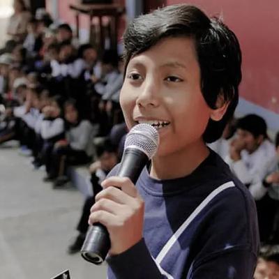 José Adolfo, le banquier écolo de 14 ans