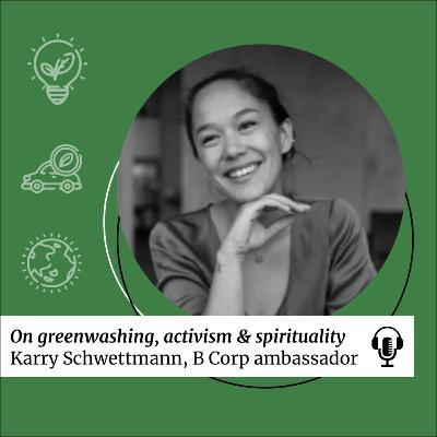 SDG 13: On greenwashing, activism and spirituality