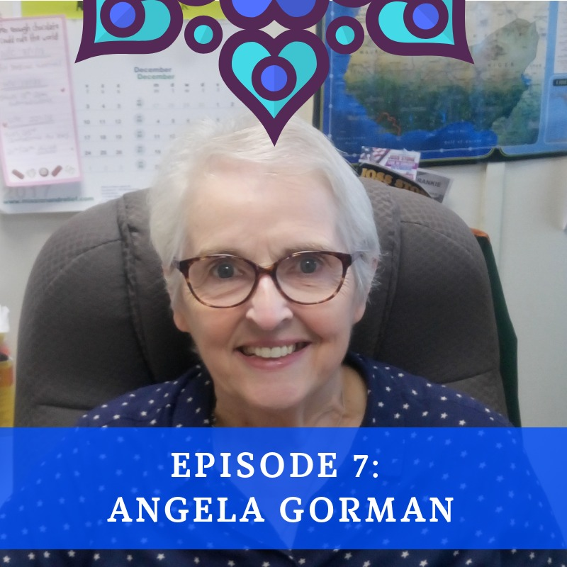 Episode 7 - Angela Gorman