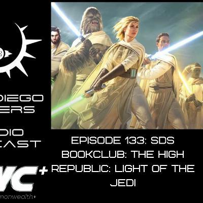 """Episode 133: SDS BookClub """"The High Republic"""