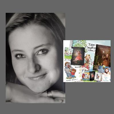 UK Children's Book Author, Tamsin Wood