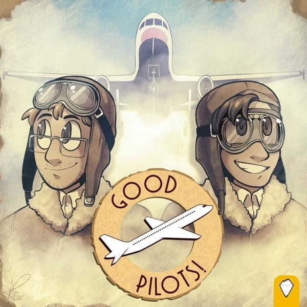 Good Pilots #02 - Jerry Wakes Up