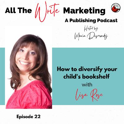How to diversify your child's bookshelf with Lisa Rose