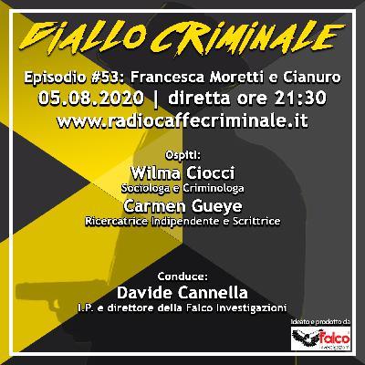 #53 Ep. | Franscesca Moretti e Cianuro