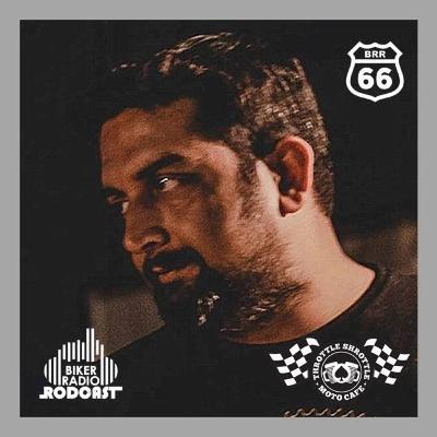 BRR Ep 66 Saurav Priyadarshi of Throttle Shrottle Moto Cafe