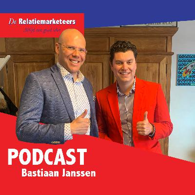 Bastiaan Janssen over overnames en groei in De Relatiemarketing podcast