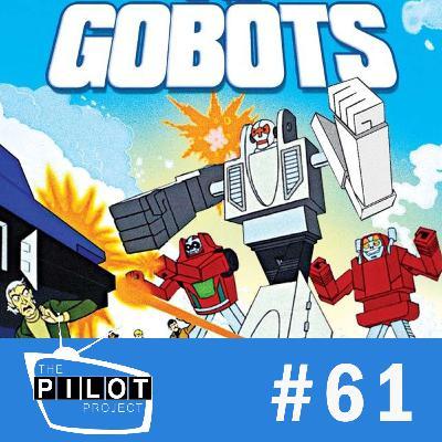 """GoBots (1984) """"Battle for Gobotron"""""""