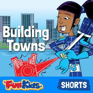 Solving Problems - Where you live (Agent Plan-It: Town Design for Kids)
