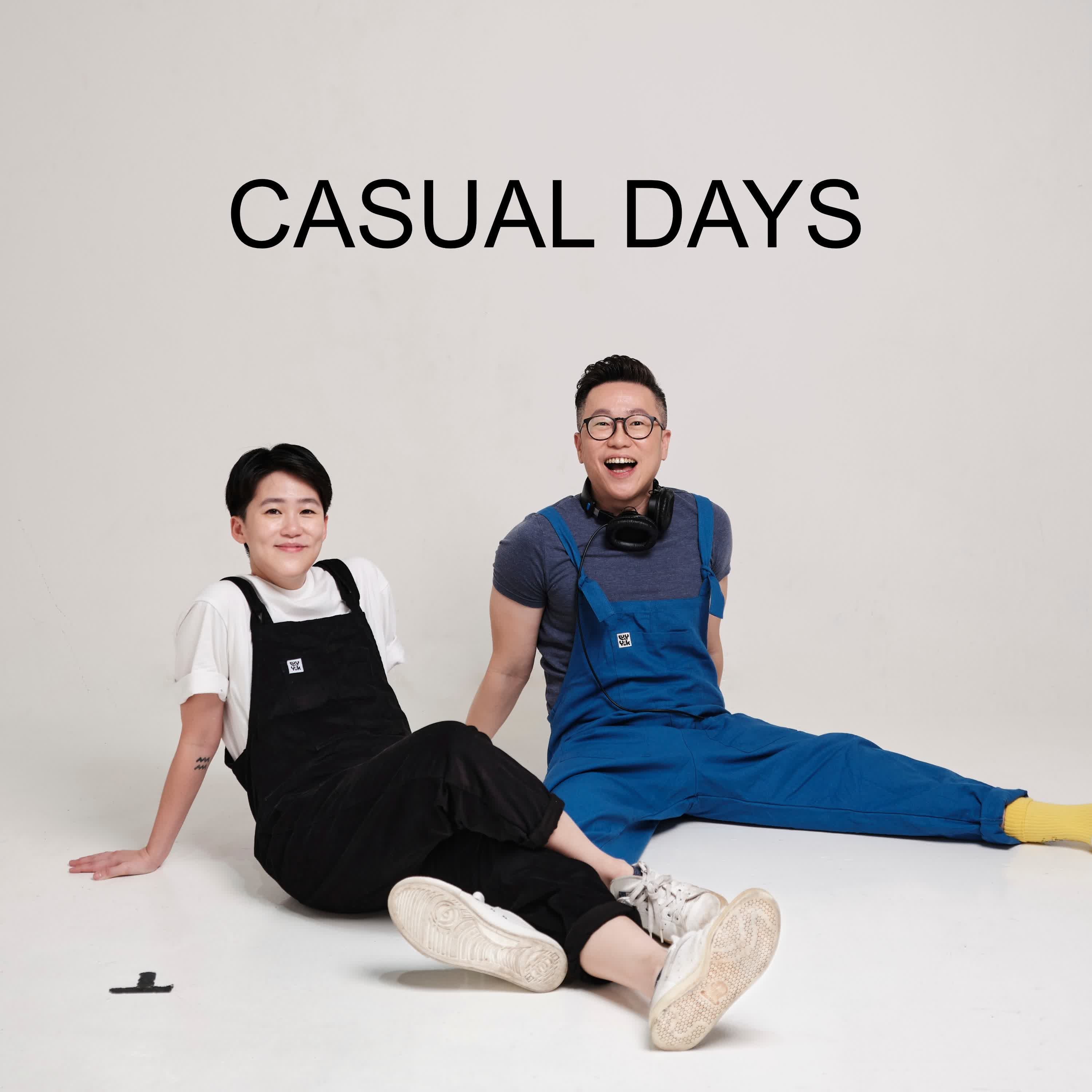 Ep #75 - Casual Days