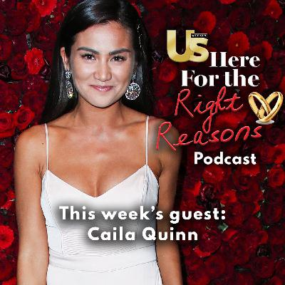 Caila Quinn Tells Us About 'The Bachelorette' Season That Never Aired