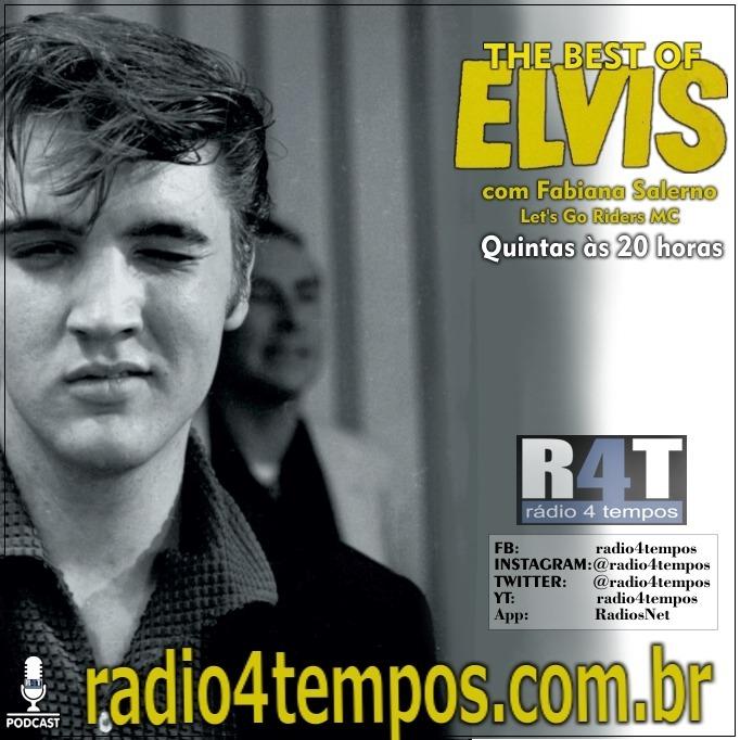Rádio 4 Tempos - The Best of Elvis 105:Rádio 4 Tempos