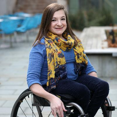 Episode 47: Being more inclusive of people with disabilities, with guest Dr. Kara Ayers