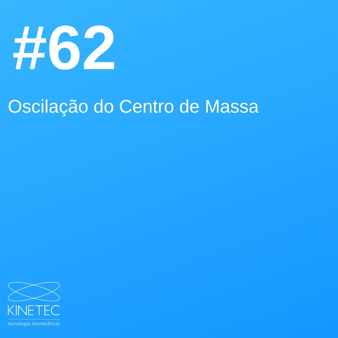 #62 Oscilação do Centro de Massa