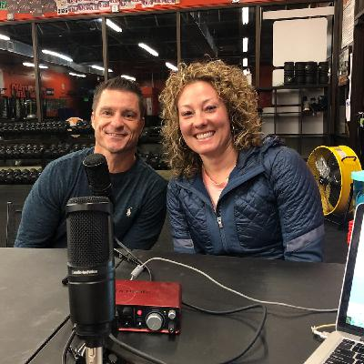 AOF:241 Ben Reeves and Karrie Brester on living, running, grieving after loss.