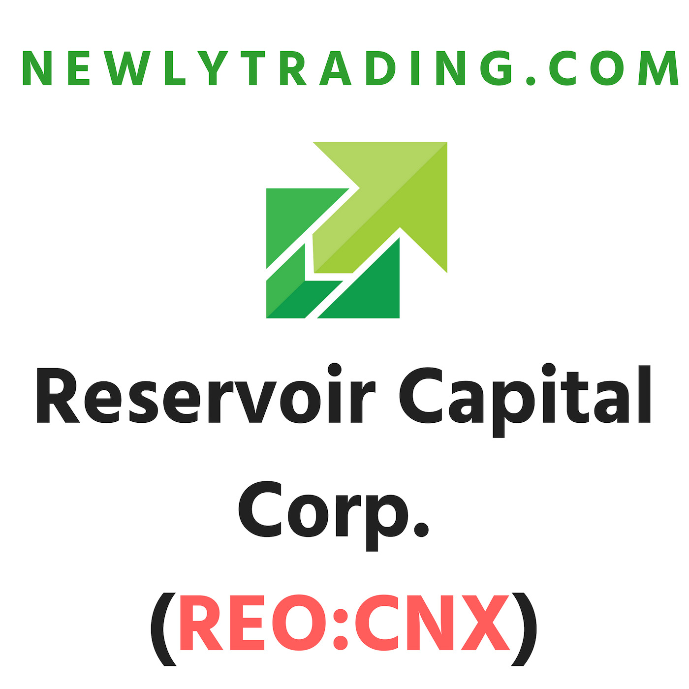 Reservoir Capital Corp. (REO:CNX)