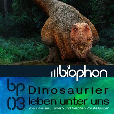 bp03: Dinosaurier leben unter uns