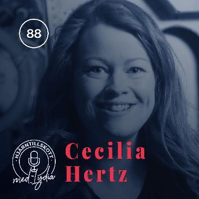 88. Cecilia Hertz – Rymden och allt den har att lära oss