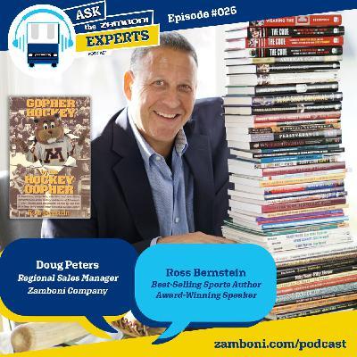 Episode #025: Ross Bernstein