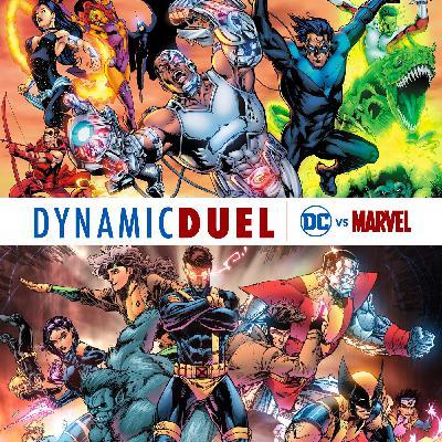 Titans vs X-Men