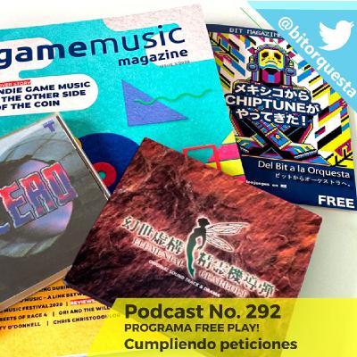 292 - Free play! & Game Music Magazine Polonia No.3