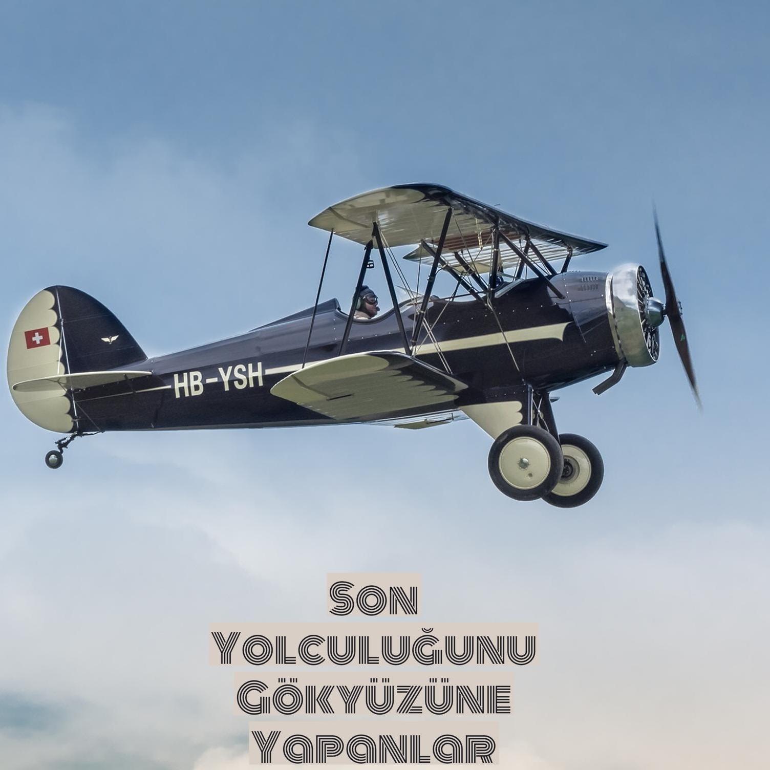 SYGY #2 - Douglas DC-3'ün makus talihi  - Türkiye havacılık tarihi