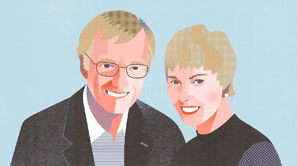 Lonely Planet: Maureen & Tony Wheeler
